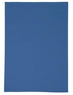 Mantel azul Delicia Brunner