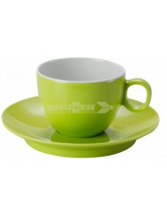10cl melanina xícara de café e conjunto de placa. Sandhia Brunner