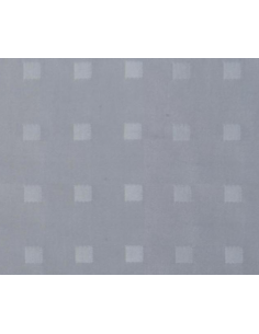 Tela para cortina con estampado gris