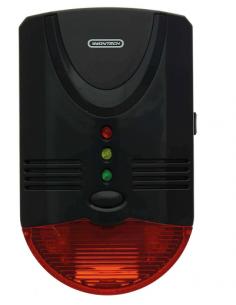 Detector de gás Inovtech 3-em-1