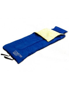 Saco de dormir 4 capas + Almohada 191x84 cm