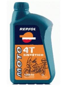 Aceite Repsol Moto 4T Quad 1 Liter