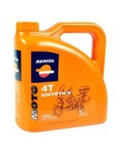 Repsol Moto 4T Synthetic Oil-4 Liter