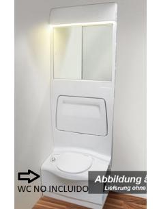 Módulo sanitário 4000