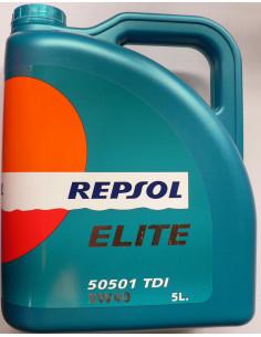 Aceite Repsol Coche Elite - 5 Litros