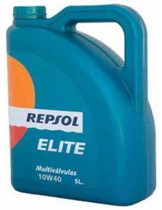 Aceite Repsol Coche Multiválvulas - 5 Litros