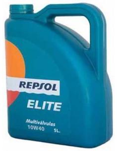 Oil Repsol Car Multi Valves - 5 Liter