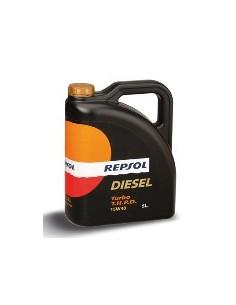 Aceite Repsol Coche Diesel Turbo THPD - 5 Litros