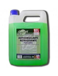 Antigel pour réfrigérant à 10% - 5 litres