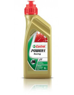 Óleo Castrol Moto Power1 Racing 2T - 1 Litro
