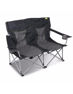 Silla doble plegable Lofa Chair Kampa