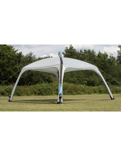 Carpa tubular de aire 4x4 metros. Air Shelter. Kampa