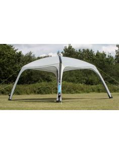 Carpa tubular de aire 4x4 metros. Air Shelter. Kampa