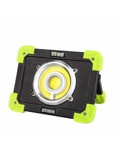 Luz de trabajo recargable con USB20 W COB LED