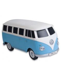 Alto-falante campista clássico e bluetooth VW Collection