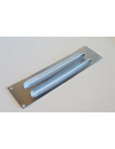 Aluminiumgitter 200 x 50 mm
