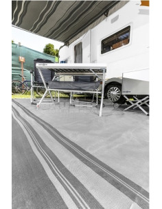 Alfombra Tapis para suelo 200 gr/m PVC 250 X 300 cm Brunner