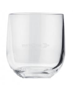 Glas Melanin Polycarbonat x2 Wasser Cuvée 30 cl Brunner
