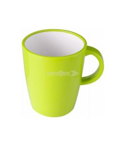 Grande copo de 30cl de melanina verde. Brunner