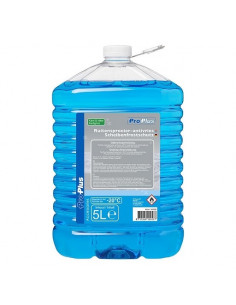 Frostschutz-Scheibenwaschflüssigkeit -20 ° C 5L.