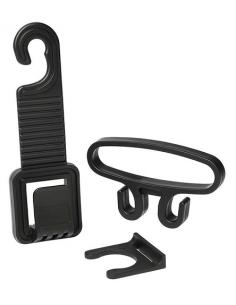 Organizador multifuncional de asiento trasero para coche