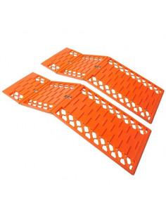 Placa antideslizante plegable de 2 piezas Pro Plus