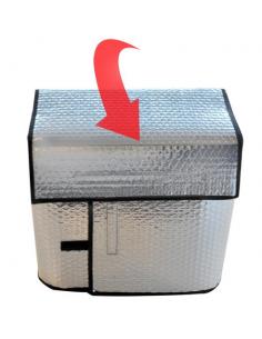Bolsa térmica de protección para baterías