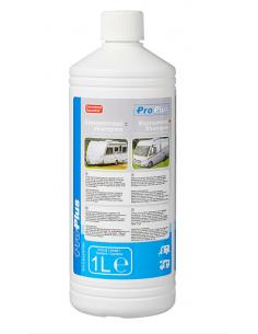 Shampoo concentrado de 1 litro para caravana e motorhome