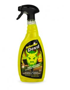Limpiador de interior de coche 1Litro Devil