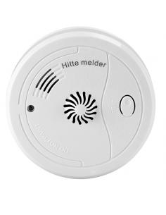 Detector de calor de techo a pilas 9V Alecto