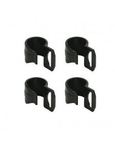 Abrazadera con ranura 20 - 25 mm negro  ProPlus