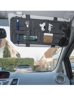 Organizador para viseira de sol interior viseira 35x14 cm Pro Plus