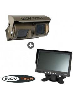 "Dual-Kamera-Rückfahrkit + 7 ""-LCD-Bildschirm"