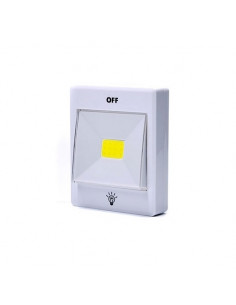 Interruptor de luz LED 120 lumenes Brixo
