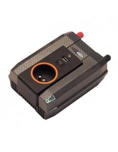 Convertisseur de puissance 12v to 220v 400W