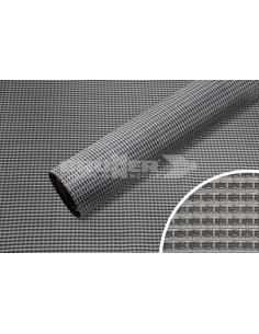 Alfombra Tapis para suelo 600gr/m PVC 300X 700 cm Kinetic Brunner gris