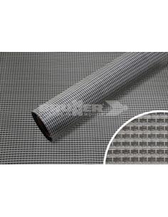 Tapis moquette pour sol 600 gr / m² PVC 300 X 700 cm Kinetic Brunner gris