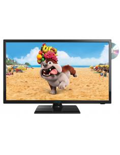 "Televisor pantalla plana LED 21,5"" con DVD Inovtech"