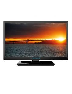 """TV à écran plat LED HD 19 """"5 vues"""
