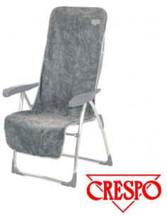 Capa de toalha para cadeira Crespo