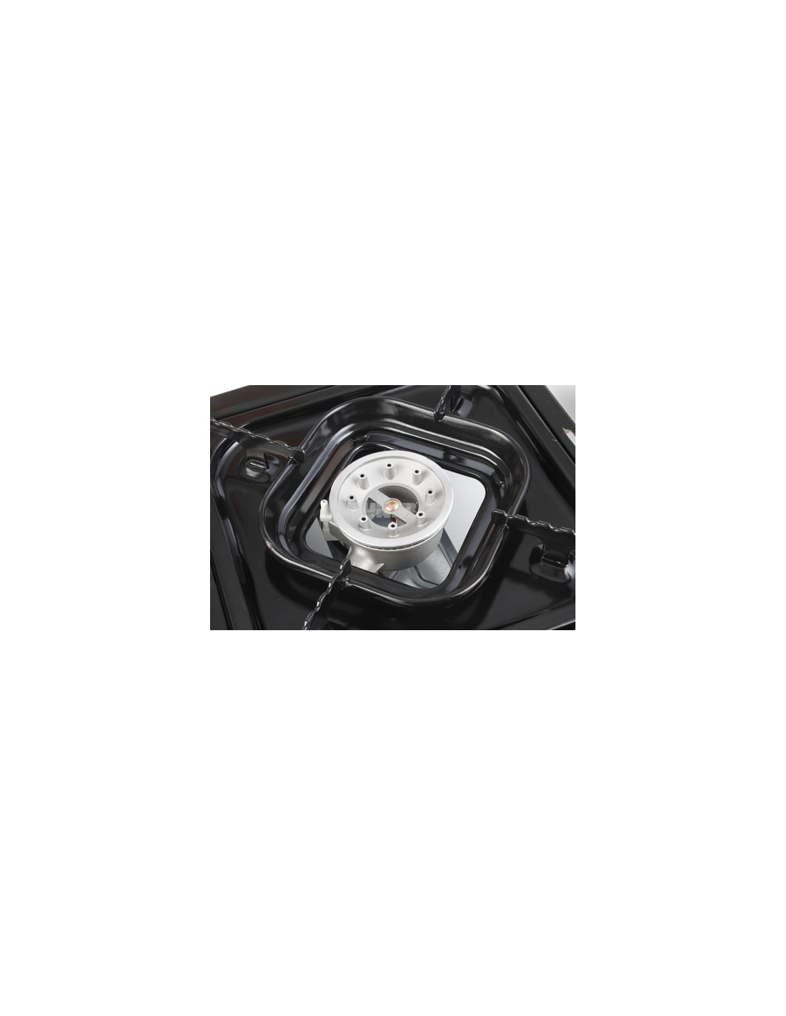 Cocina de 2 fuegos y plancha con cartucho de gas brunner - Plancha para cocina de gas ...