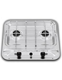 Cuisinière à gaz encastrée 2 feux