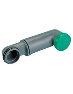 Bocal de enchimento de água Thetford Cassette SC402 com ficha