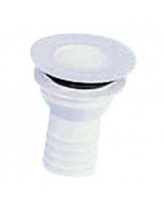Saída de drenagem de 20 mm de diâmetro