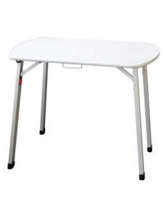 Mesa plegable en aluminio 90 cm