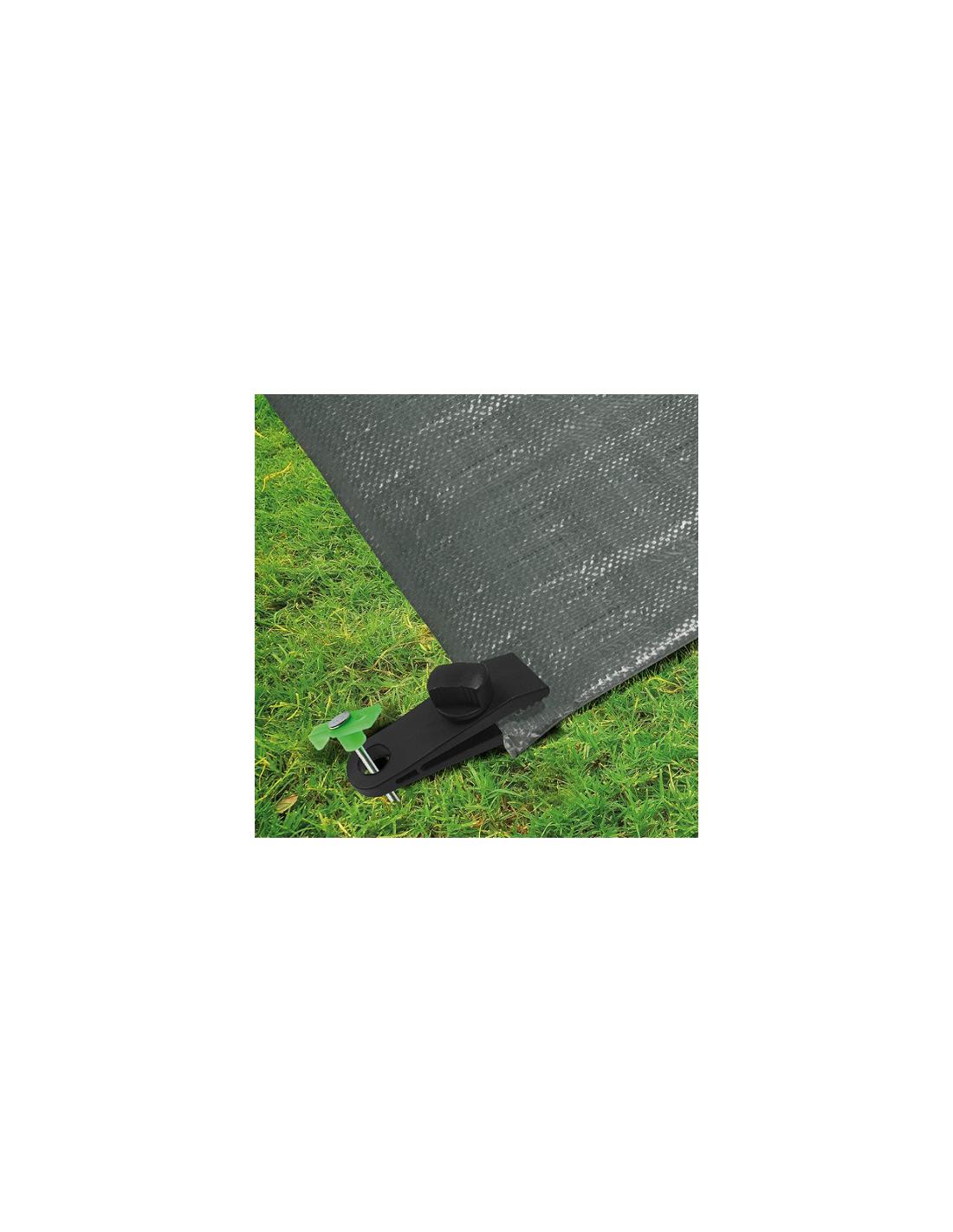 10 clips de fijaci/ón para revestimiento exterior 51711945568.