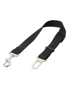 Correa de perro para cinturón de seguridad