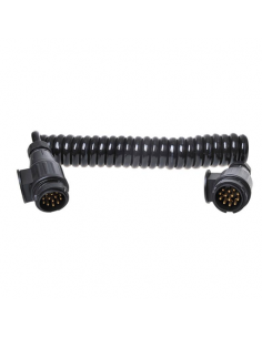 3.5M Spiral Male / Male 13 Pin Spreader