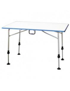 Mesa de aluminio 115 cm