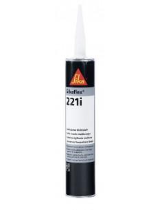 Mastic adhésif polyvalent Sikaflex-221 noir